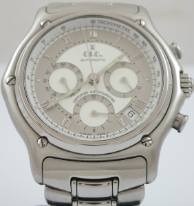 GENTS EBEL CERTIFIED CHRONOMETER AUTOMATIC WATCH